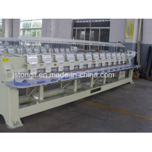8 Heads 9 Needle Plain Flat Embroidery Machine