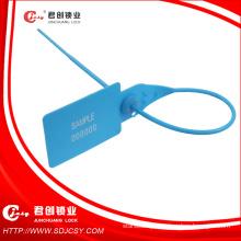 Selo de cinta plástica