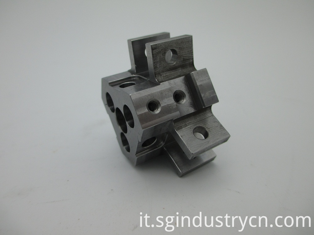 Electrical Cnc Lathing Parts