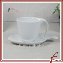 Best Selling Wholesale White Ceramic Porcelain Coffee Mug Cup
