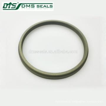selo de bronze do limpador de PTFE para a selagem do cilindro hidráulico GSZ