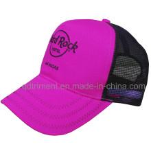 Профессиональная 5-панельная вышивальная спица Snapback Trucker Mesh Cap (TMT9925-1)