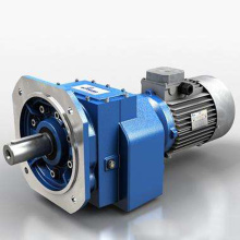Worm Drive Speed ​​Reducer Deceleration Device
