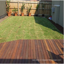 Natural Plant Oil Finished Ipe Wood Decking