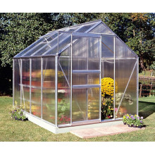 PE Outdoor Garden Flower Greenhouse