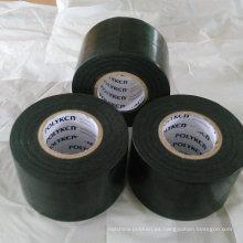 Cinta de embalaje de tubos Polyken 20mil (negro) fabricada en China