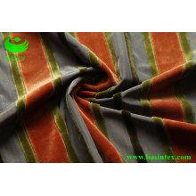 Stripe Velvet Sofa tecido (BS4002)
