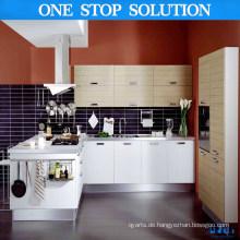 Australian Style Zwei-Pack Lack Glanz Weiß Küchenschränke