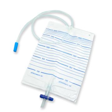 ensemble de poches de perfusion sous pression en plastique