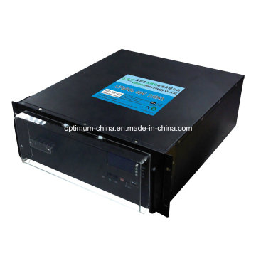 Rechargeable Battery Pack 48V 100ah for Telecom Base and Solar Storage System