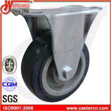 PU Wheels Swivel/Fixed/Brake Caster for Platform Trucks