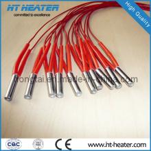 Tubo de aquecimento de cartucho elétrico