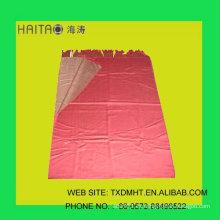Chaleco largo gris de la bufanda del telar jacquar del estilo de la manera del OEM nuevo