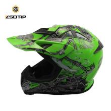 China atacado capacete da motocicleta barato para peças da motocicleta