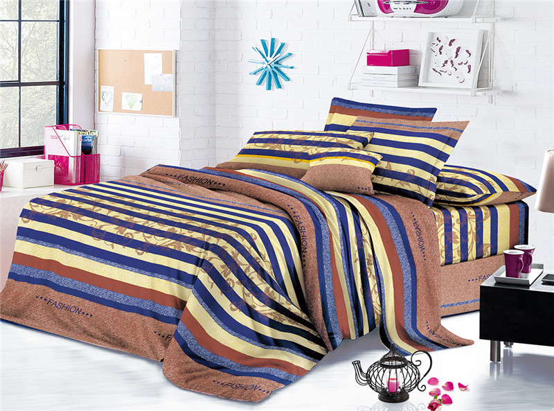 Indoor Polyester Cotton Bed Cover