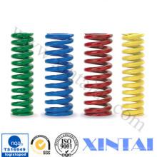 Heiße Verkaufs-kundenspezifische Stahlspulen-Druckfedern
