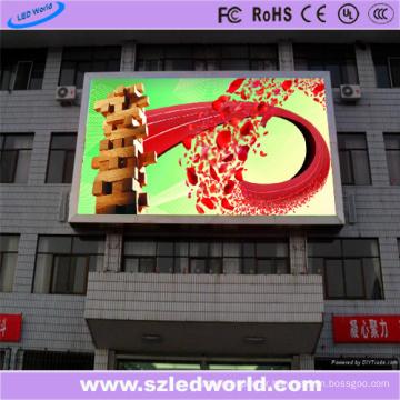 P6 SMD3535 HD Affichage à LED polychrome extérieur P6