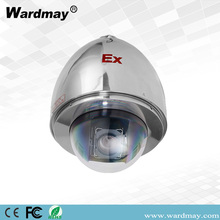 Explosieveilige 20X High Speed ​​Dome PTZ CCTV-camera