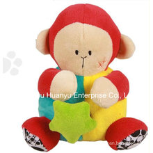 Factory Supply Baby Musical Movement Plush Toy