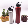 750ml Good Sell Wave Shape Stainless Steel Sport Water Sipper