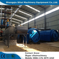 waste tire to diesel oil equipment