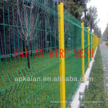 Hebei anping KAIAN PVC beschichtete galvanisierte Mesh-Zaunpaneele