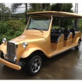 12 seat gas powered classic golf cart