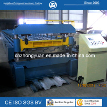Metal Floor Decking Cold Roll Forming Machine