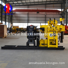 Light weight and high speed HZ-130Y hydraulic water well drilling rig civil water well rig