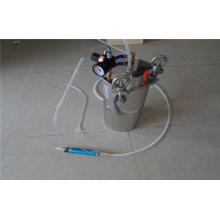 Conductive Adhesive / Silicon 10L Stainless Steel Pressure