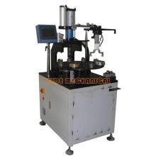 Enddeckel-Pressmaschine