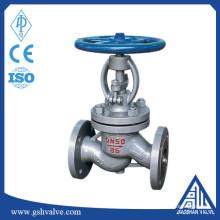 ASTM A216 WCB pn16 Herrendampfkugelventil