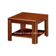 Klassische Doppel-Deck-Tee-Tabelle Neueste Office-Tee-Tabellen-Entwürfe (FOHS-F01)