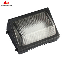 DLC Outdoor wall mounted 1060 pure aluminum led wall pack light 60watt