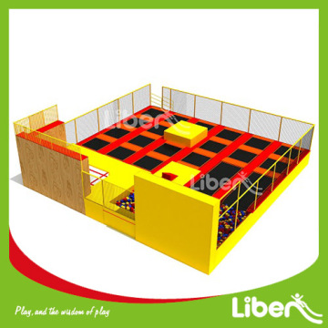 Sweden Adult Big Indoor Trampoline Park