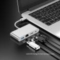 4 in 1 USB C HUB With HDMI
