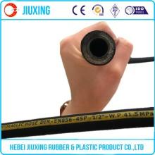 High pressure Steel Wire Spiral hydraulic rubber hose EN856 4sh/4sp