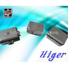 caja de fundición a presión eléctrica de aluminio, caja de fundición de arena de aluminio