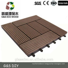 Multifunctional wpc decking with great price
