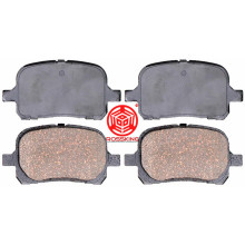 BRAKE PAD FÖR TOYOTA AVALON