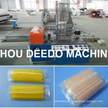 Máquina de embalagem de palha de saco de grupo (50-200 peças por saco)