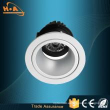 Fuente de luz COB para iluminación comercial Iluminación de pared LED