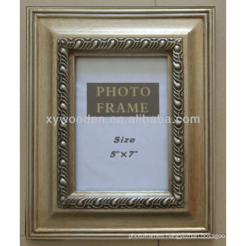 Shabby-chic wood frame photo picture frame stand up picture frames