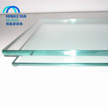 15mm ясная пропитанной тепла закаленное стекло для коммерческих зданий
