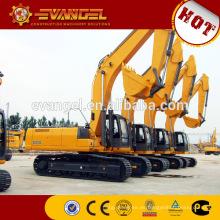 Precio de fábrica 21.5 toneladas cavador excavadora XE215C excavadora sobre orugas con martillo hidráulico