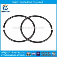 DIN7993 de alta qualidade anel redondo snap para eixo DIN9045 da China fábrica