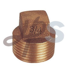 Prise de tuyau en bronze
