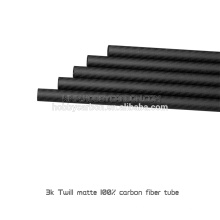 6mm 8mm 10mm 12mm 14mm 16mm round carbon fiber tubes/pipes