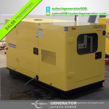 Good quality soundproof 15kva/12kw Doosan Daewoo generator price