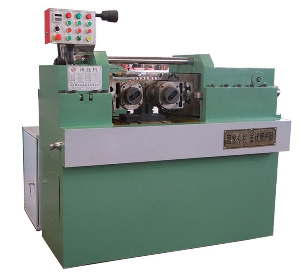 Type Z28 40 Of Hydraulic Thread Rolling Machine